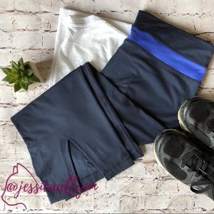 Calvin Klein   cropped workout pants yoga joggers